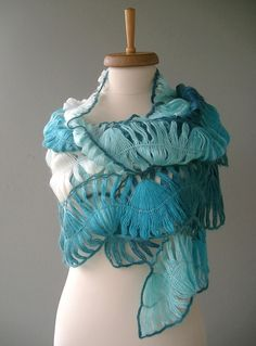 beautiful shawl!