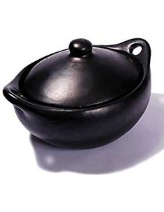 Black Clay, La Chamba Oval Casserole - Medium - 4 Quarts - It was the best price by far here and it works perfectly with no issues.This Ancient Cookware that is How To Make Clay, Black Clay, Gas And Electric, Rice Dishes, Dutch Oven, Clay Pots, Casserole Recipes, Cookware, Kitchenware