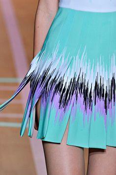 pattern by Versus Spring 2012
