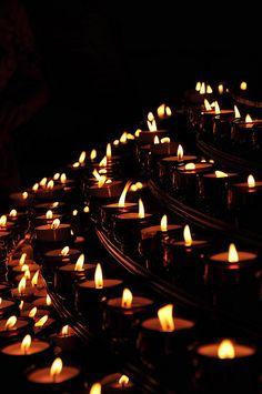 Candles of Prayer ~Werner Kunz