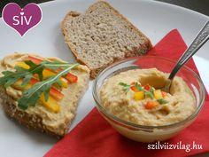 Csicseriborsó krém villámgyorsan! Ezt a finom és egyszerű csicseriborsós szendvicskrémet akár 10 perc alatt is elkészítheted! Recept sok-sok hasznos tippel!