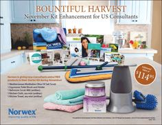 Norwex has done it again! Join Norwex this month and receive an extra incentive worth $114.00 in free product. Message me here to get you started in your business. I will help you enroll today! Or follow the link below to enroll today! PS: Our team is offering some great drawings for everyone who enters by placing your 1st order of $250.00 or more!