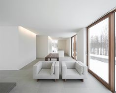 To know more about John Pawson Palmgren House, Drevviken, Sweden, visit Sumally, a social network that gathers together all the wanted things in the world! Featuring over 120 other John Pawson items too! Minimalist Architecture, Minimalist Interior, Minimalist Living, Minimalist Design, Interior Architecture, Interior And Exterior, Interior Design, Modern Interior, John Pawson