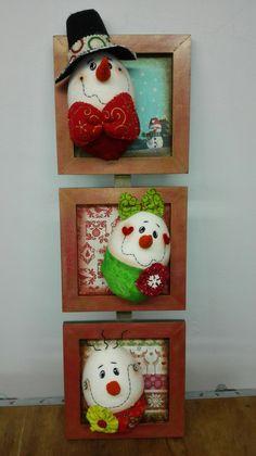 Christmas Time, Christmas Crafts, Christmas Decorations, Xmas, Christmas Ornaments, Holiday Decor, Flamingo, Snowman, Diy Crafts