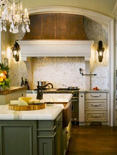 Love the backsplash!