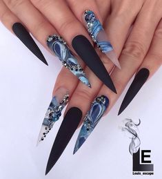 Need lashes  Dodolashes, have lashes that start at $5.00 use code STAR for a discount! 3d Acrylic Nails, Pretty Nail Art, Nail Art Designs, Lashes, Photo And Video, Instagram Posts, Nailart, Beauty, Acrylics