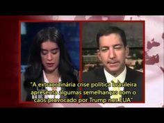 Mídia internacional desmascara o Golpe no Brasil