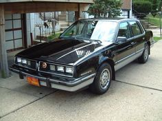 1984 Pontiac 6000 STE Touring... this model was a great, reliable car & loaded. The only option available was a sunroof. Made Car & Driver's '10 Best List' 3 times.