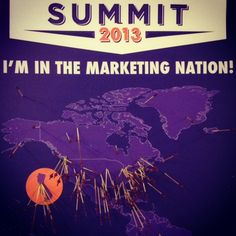 Marketo marketers marketing all over the nation! #MUS13