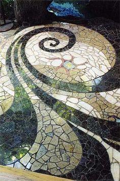 Mosaiikpõrand