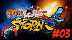 Naruto Shippuden: Ultimate Ninja Storm 4 - Gameplay ITA #03 - SASUKE vs ...