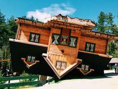 11 Most Strange Buildings Across The World : TripHobo Travel Blog