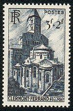 Cathédrales de France - N.D. du Port - 1947