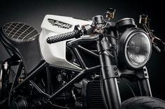 Ducati Custom Café Fighter