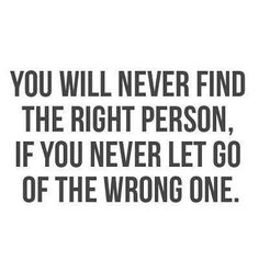 You need to let go of the person destroying us - she's not worth it.  You married the right person and she's still here........mp