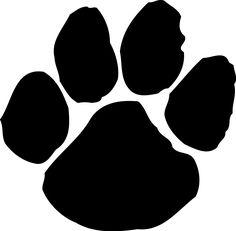 Cute Dog Paw Print - ClipArt Best