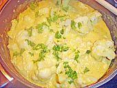 Blumenkohl in Hähnchen-Curry Soße - Schlank im Schlaf Rezept