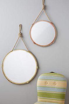 I need these by my porthole window porthole nautical theme mirrors from @anthropologie