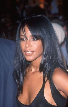 Aaliyah Dana Haughton 2001 MTV Movie Awards