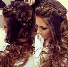 12 More Stylish Long Hairstyles: #5.