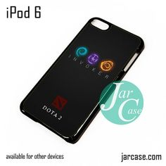 Dota 2 Invoker iPod Case For iPod 5 and iPod 6