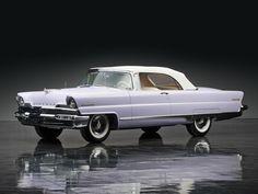 1956 Lincoln Premiere Convertible (76B)