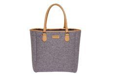 The Felters: handmade shopper bag!