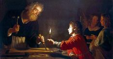 Why St. Joseph kept the Holy Family in isolation Papa Francisco, Pope John, Pope Francis, Feast Of St Joseph, Saint Joseph, Jesus Childhood, Corporal Works Of Mercy, Spiritual Words, Mary And Jesus
