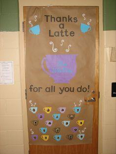Staff appreciation week ideas, wording