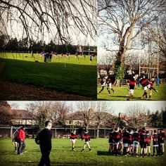 Wednesday rugby at The High School Dublin #hsd