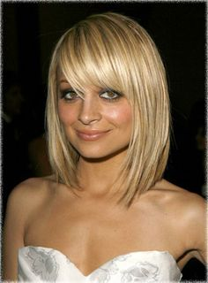 Love this cut...probably why I've had it a million times. Snip, snip...I hear the sound of scissors!!