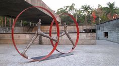 Museu Brasileiro da Escultura (MuBE)