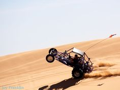 Four wheeling at the Little Sahara in Waynoka Oklahoma looks like lots of fun...