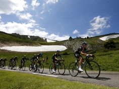 Team Sky | Pro Cycling | Photo Gallery | Tour de France stage eight gallery