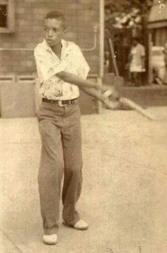 Arthur Ashe 1955