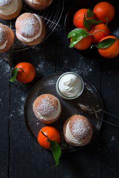 Clementine Semlor Recipe