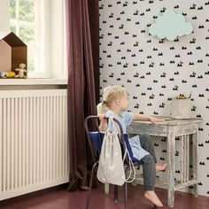 Colección AW 2015 de Ferm Living para nuestros niños. #fermliving #decoración infantil