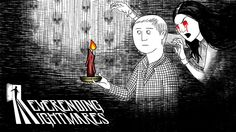 Neverending Nightmares Review - Glitch Cat