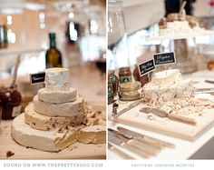 Lovely reception, especially the meat and cheese tables.  Could use for outdoors party too.