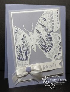 SUO68 Swallowtail by stampercamper - Cards and Paper Crafts at Splitcoaststampers