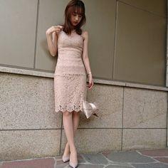 #高田秋 「ドレスコード、ワンピースはお借りした#dolcegabbana パンプスは#valentino 💕💕」