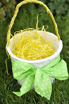 10 fun easter games for the whole family easter baskets easter i like this idea for favor bucket as well as easter basket easter baskets negle Gallery