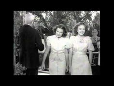 Every Sunday (excerpt) - Waltz with a Swing/Americana(Opera Vs. Jazz) Judy Garland and Deanna Durbin