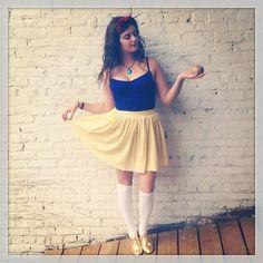 Disney Princess Halloween Costumes: Snow White