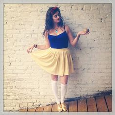 Disney Princess Halloween Costumes: Snow White
