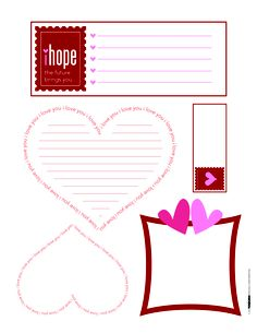 Love Journaling Spots by Deena Boese created for Creating Keepsakes magazine