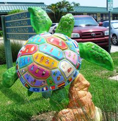 Vero Beach turtle I