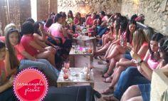 Carmanyola Picant: Reunió tàpersex al teu domicili per a 8 persones