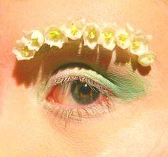 Flower brow