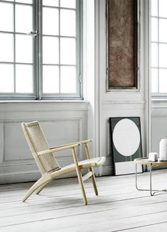 Carl Hansen & Son are relaunching the CH23 chair by Hans J Wegner, a design classic conceived over 65 years ago that still works for everyday use.